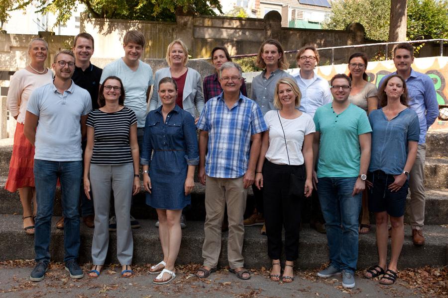 Die Fachschaft Deutsch am Schillergymnasium Münster