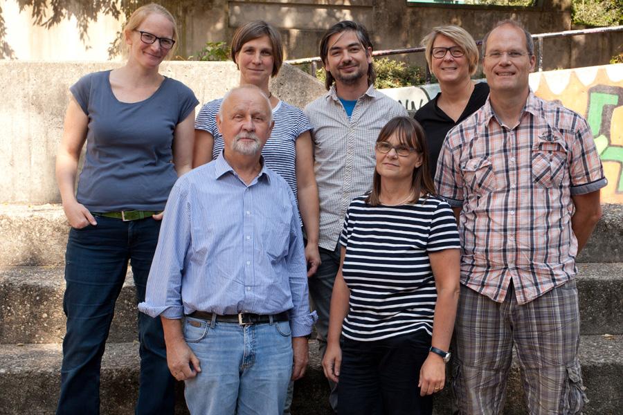 Die Fachschaft Physik am Schillergymnasium Münster