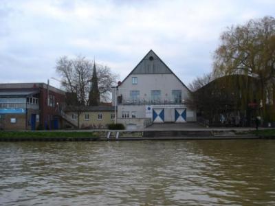 Bootshaus Ruderverein Münster von 1882 e. V.