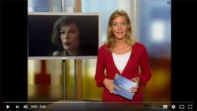Bianca Jagger zu Besuch