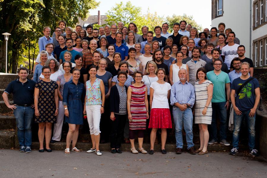Das Lehrerkollegium am Schillergymnasium Münster