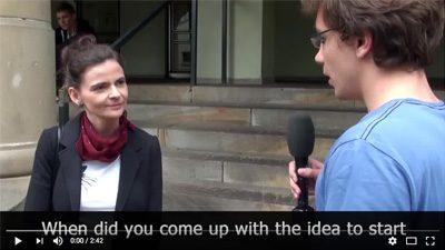 Interview mit Dorota Kacperczyk, PL-Lehrerin – Schüleraustausch Münster – Lublin