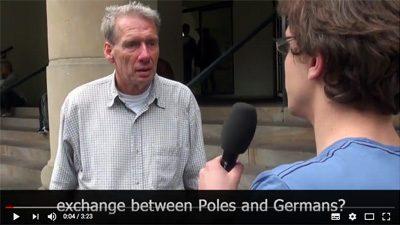 Interview mit Austauschleiter Manfred Sellmayer – Schüleraustausch Münster – Lublin