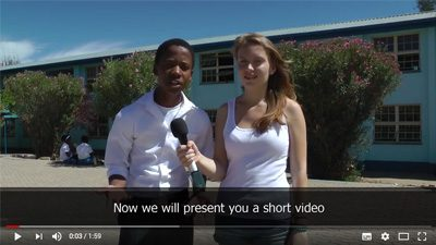 Facts about Namibia and Germany – School