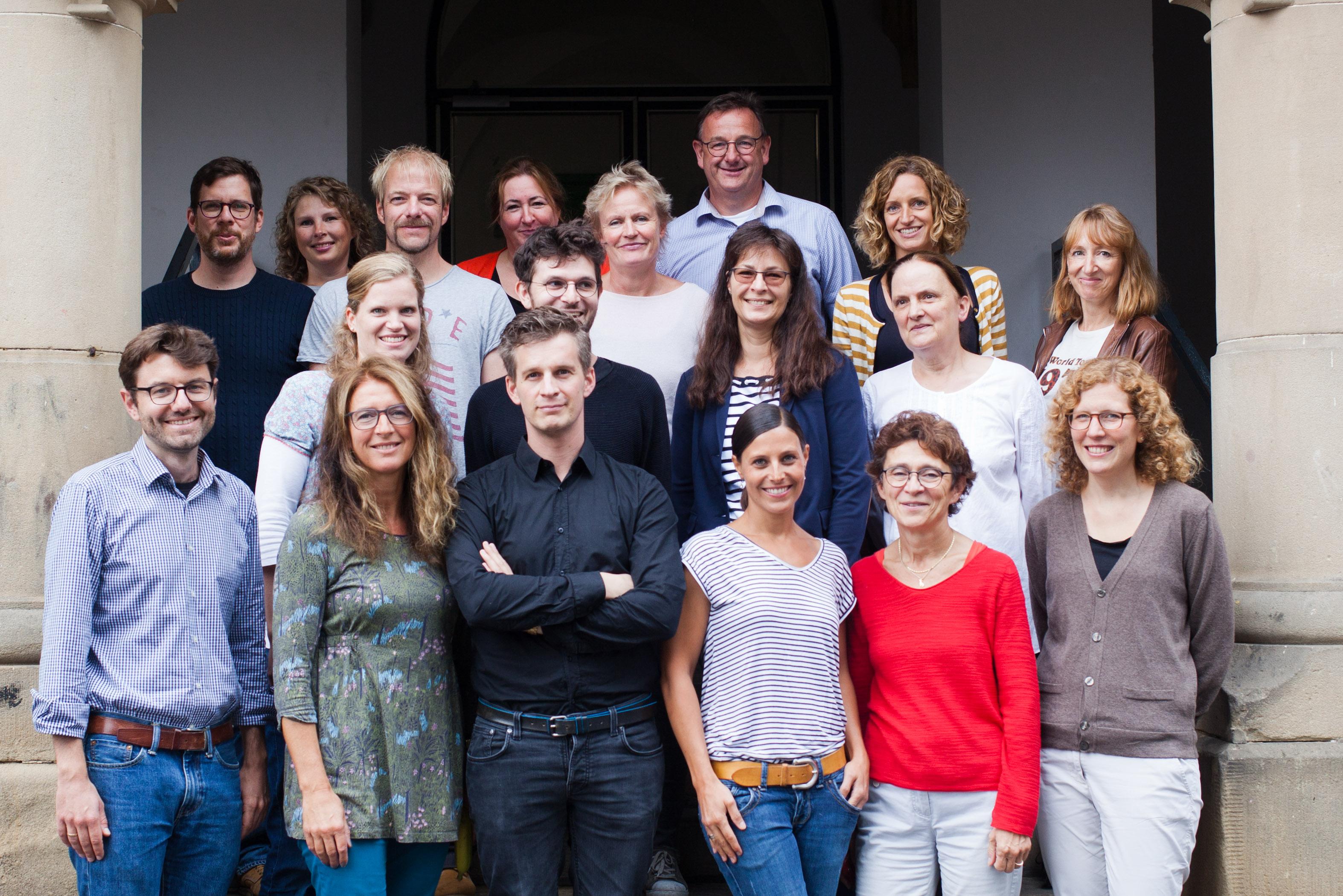 Die Fachschaft Englisch am Schillergymnasium Münster