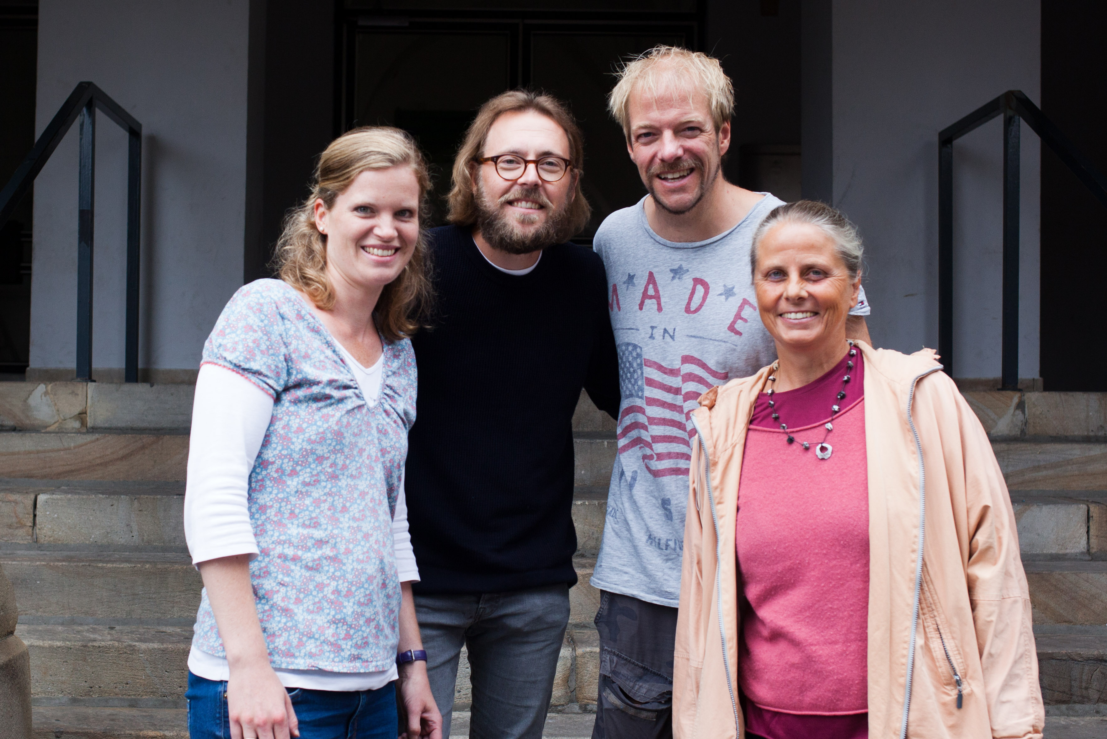 Die Fachschaft Musik am Schillergymnasium Münster