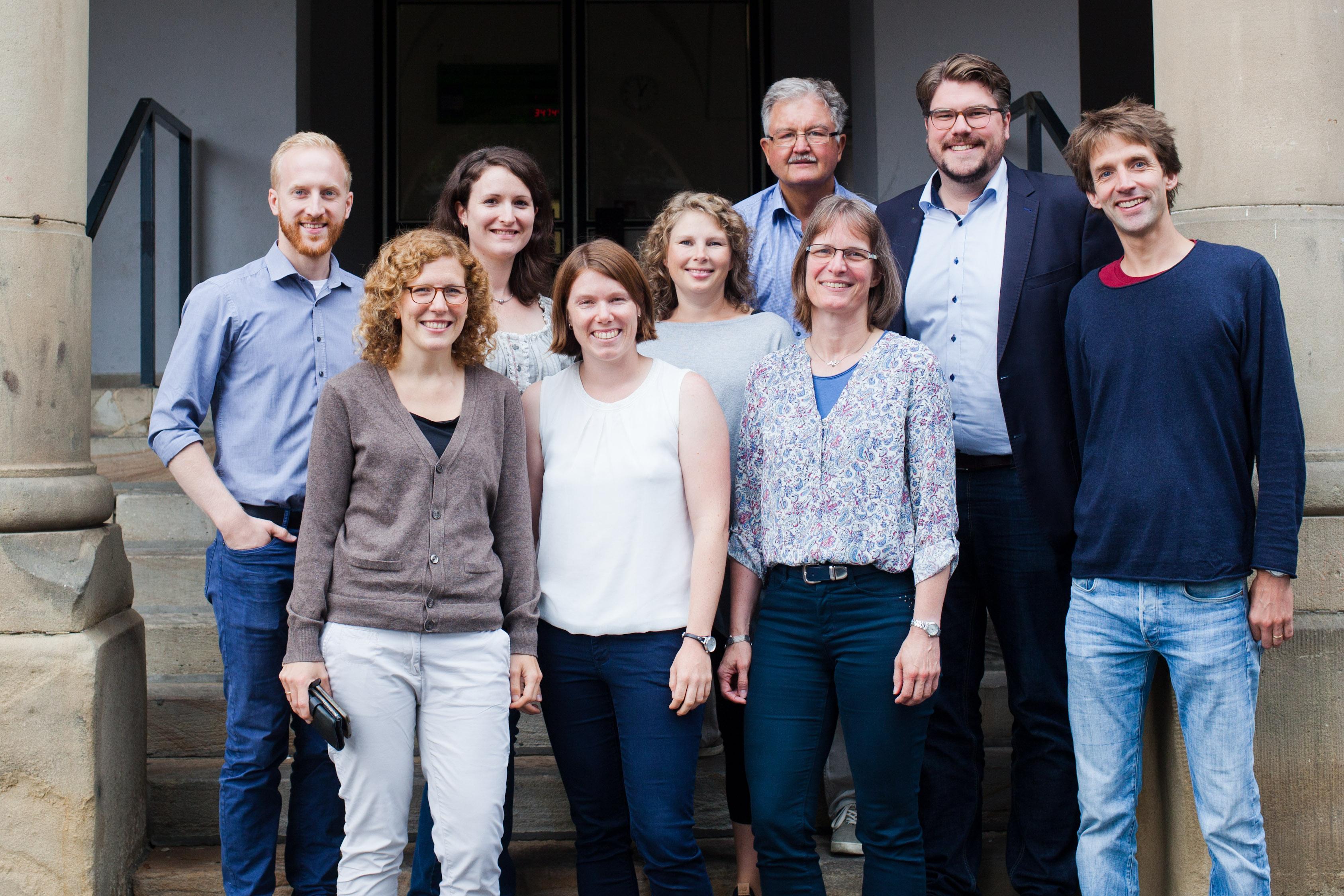 Die Fachschaft Religion am Schillergymnasium Münster