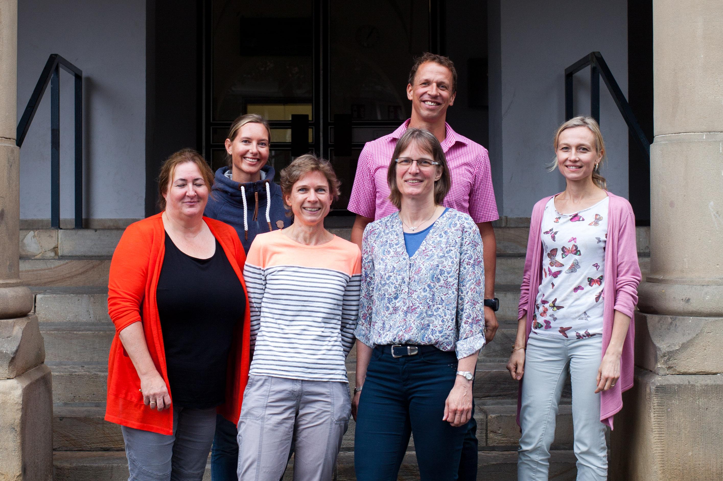 Die Fachschaft Französisch am Schillergymnasium Münster