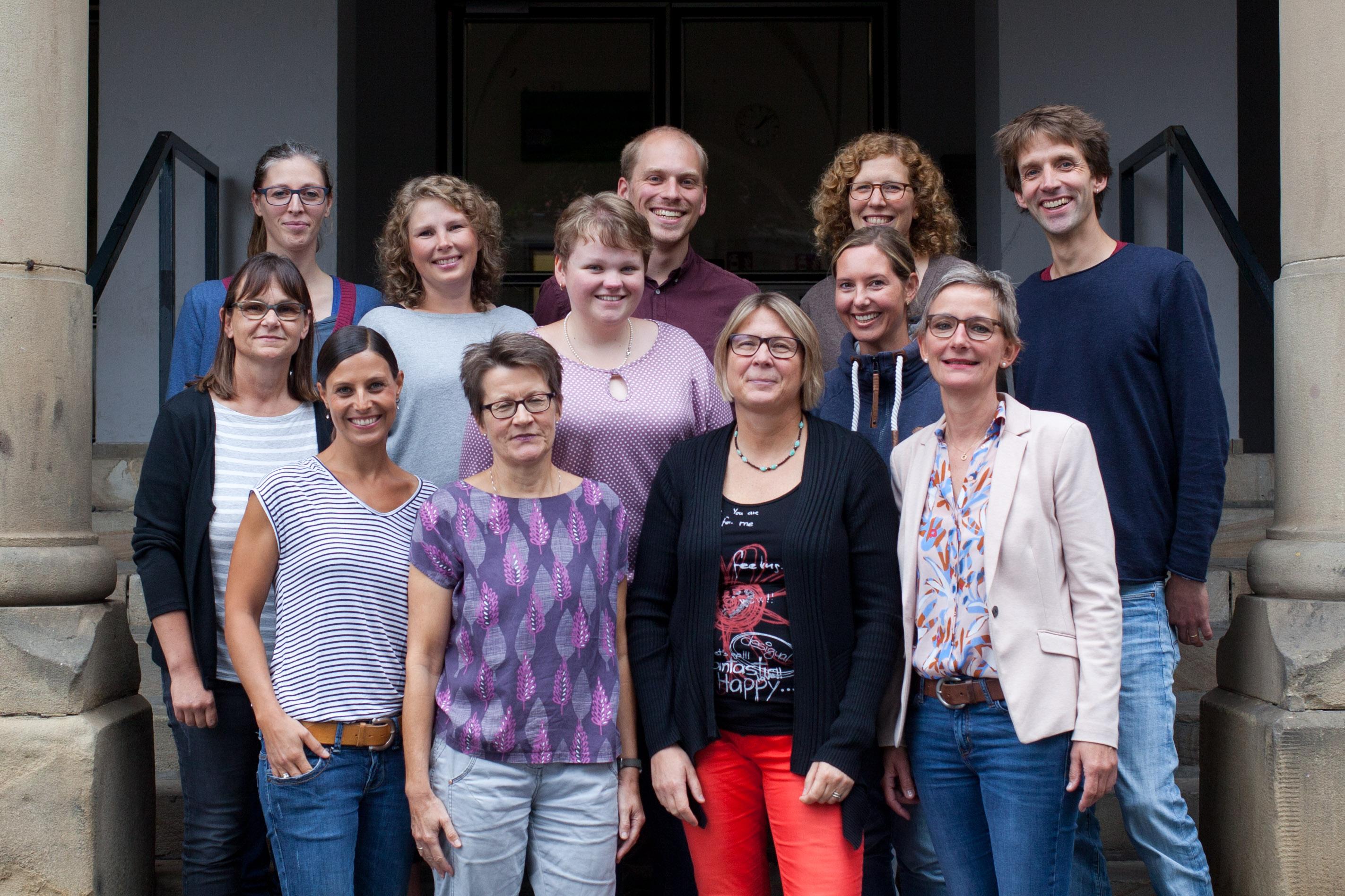 Die Fachschaft Biologie am Schillergymnasium Münster
