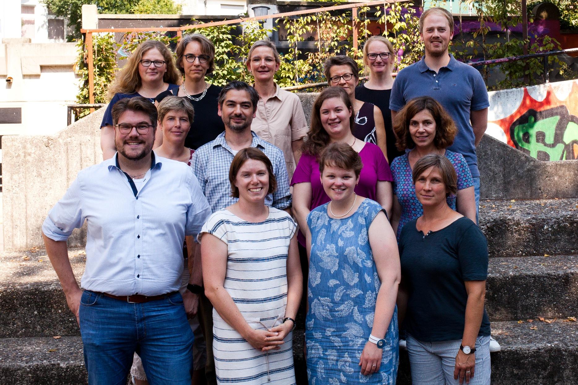 Fachschaft Mathematik am Schillergymnasium Münster
