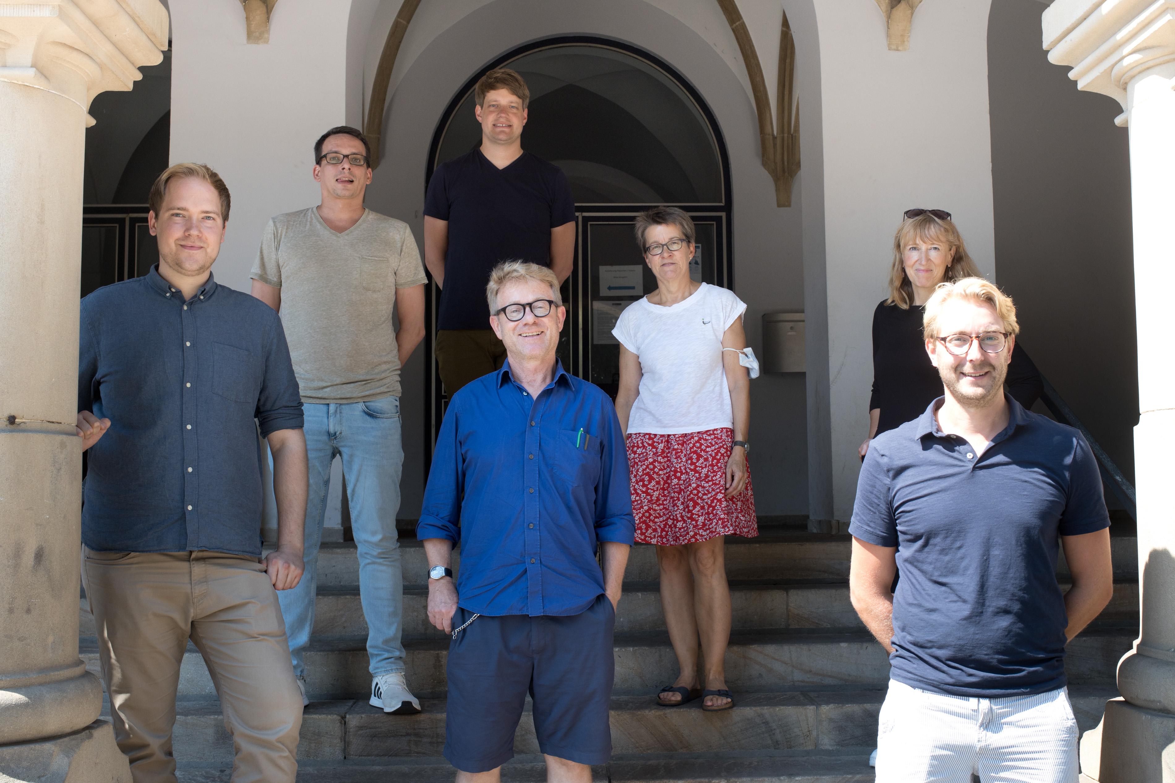 Die Fachschaft Politik/Sozialwissenschaften am Schillergymnasium Münster